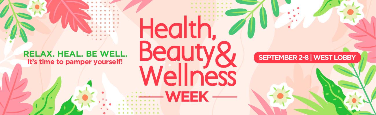 beauty,health and wellness