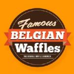 Famous Belgian Waffle